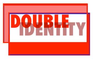 Double Identity Image